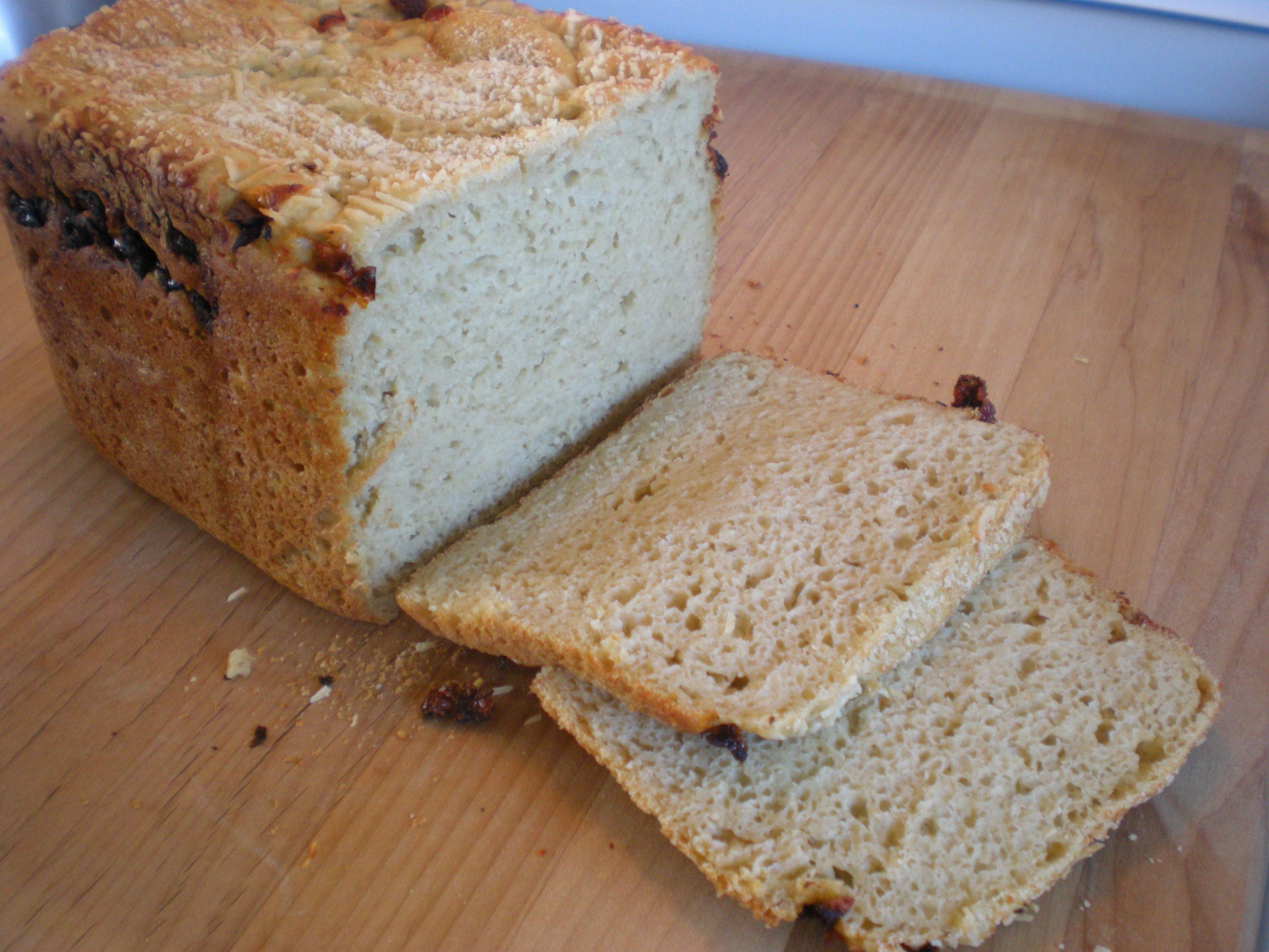 Pamela S Gluten Free Lemon Pound Cake