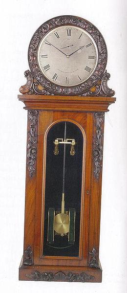 Black Forest Torte (Schwarzwaelder Kirschtorte) - First Electric Clock