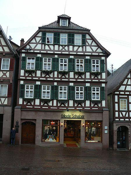 Black Forest Torte (Schwarzwaelder Kirschtorte) - Hermann Hesse House
