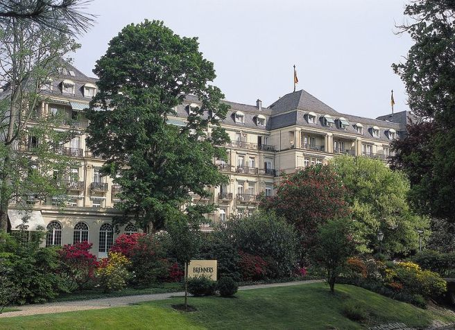 Black Forest Torte (Schwarzwaelder Kirschtorte) - Brenner's Park Hotel and Spa