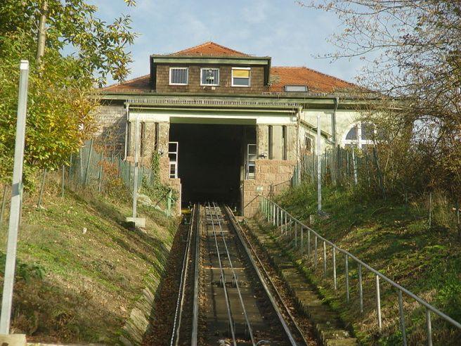 Black Forest Torte (Schwarzwaelder Kirschtorte) - Bergstation - Merkurbahn, Black Forest