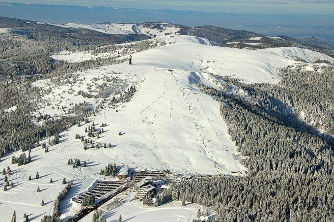 Black Forest Torte (Schwarzwaelder Kirschtorte) - Feldberg, Black Forest