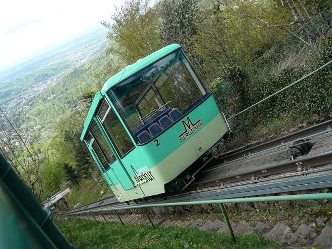 Black Forest Torte (Schwarzwaelder Kirschtorte) - Merkusbahn, Black Forest