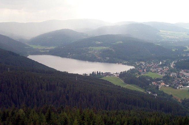 Black Forest Torte (Schwarzwaelder Kirschtorte) - Titisee, Black Forest