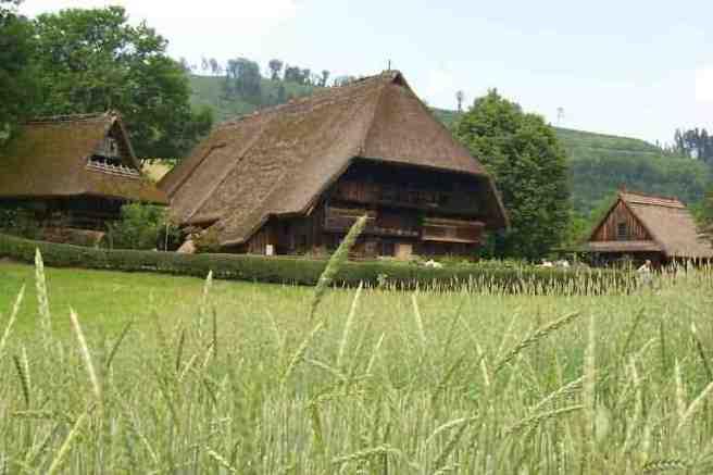 Black Forest Torte (Schwarzwaelder Kirschtorte) - Vogtsbauernhof