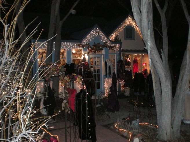 Madrid, NM: A Ghost Town Reborn - Christmas in Madrid, NM