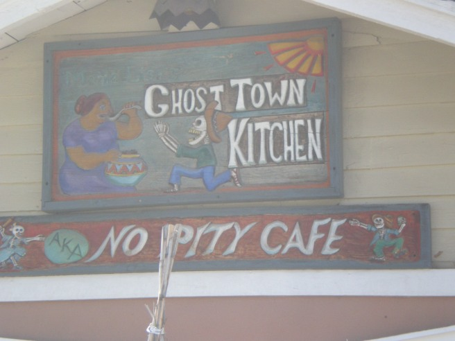 Madrid, NM: A Ghost Town Reborn - No Pity Cafe