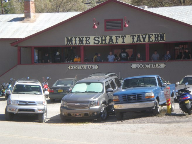Madrid, NM: A Ghost Town Reborn - Mine Shaft Tavern