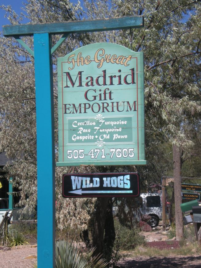 Madrid, NM: A Ghost Town Reborn - Madrid Gift Emporium