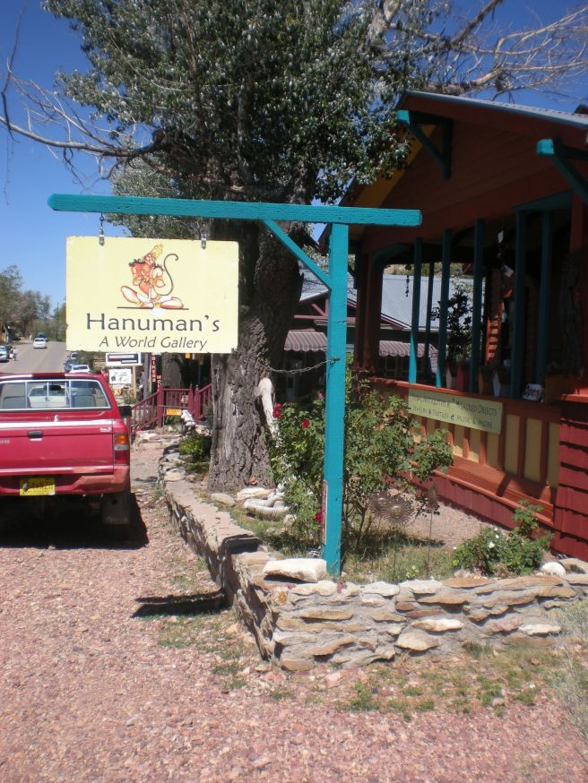Madrid, NM: A Ghost Town Reborn - Hanuman's World Gallery