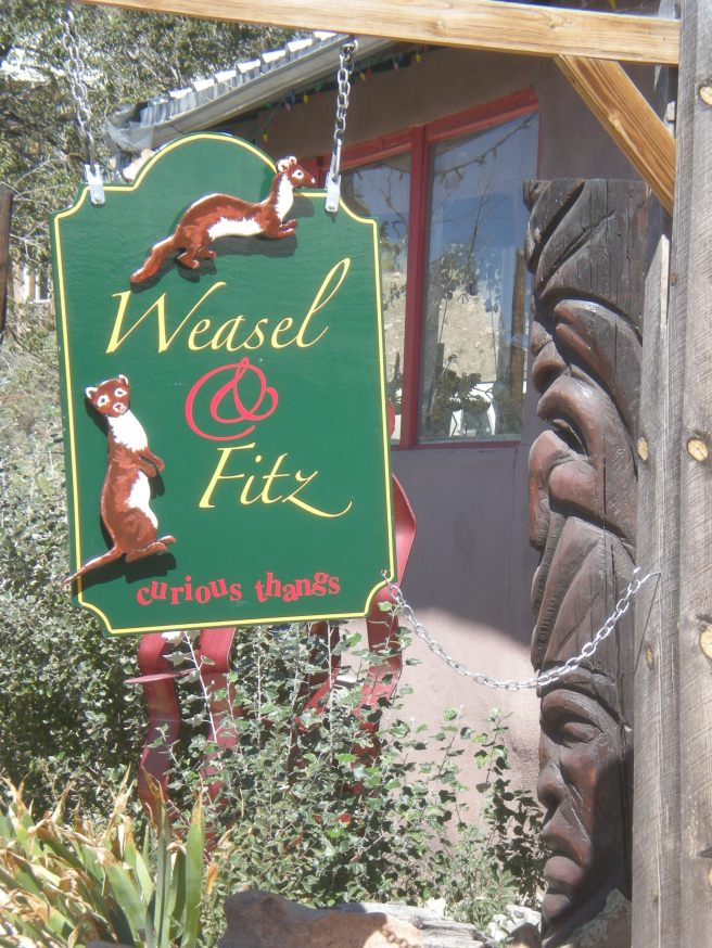 Madrid, NM: A Ghost Town Reborn - Weasel & Fitz Gallery