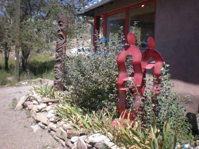 Madrid, NM: A Ghost Town Reborn - Hanuman Art Gallery