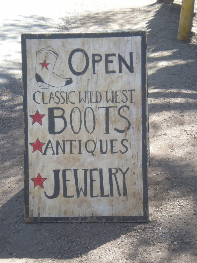 Madrid, NM: A Ghost Town Reborn - Wild West Boot Store
