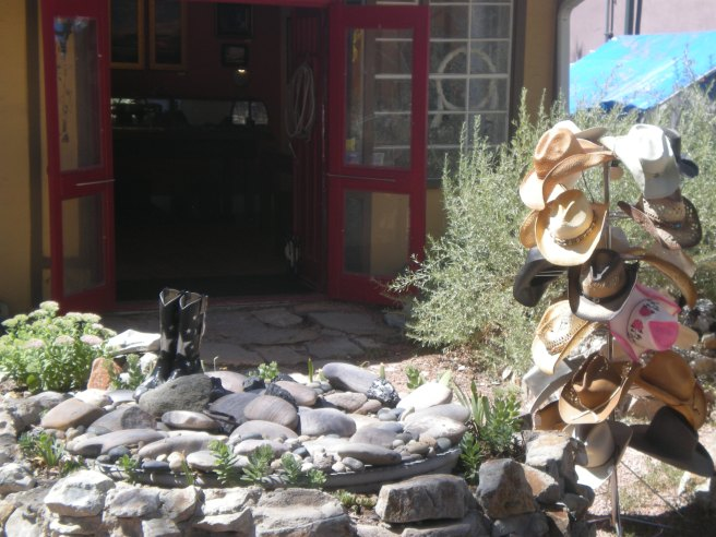 Madrid,NM: A Ghost Town Reborn - Wild West Boot Store