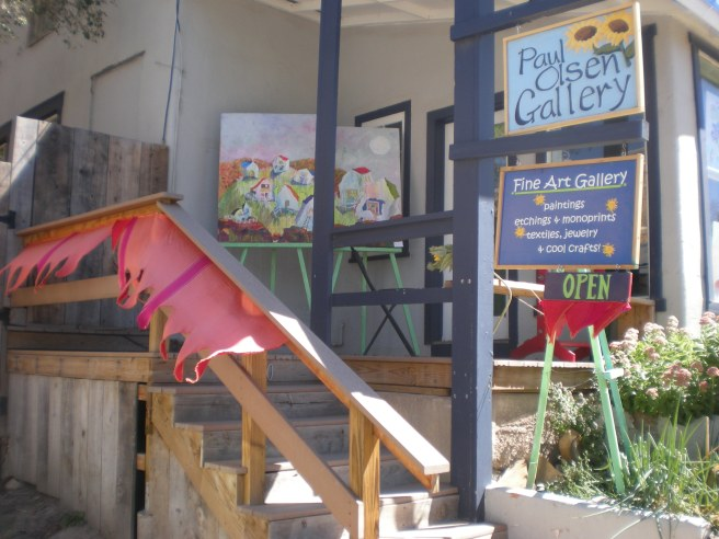Madrid, NM: A Ghost Town Reborn - Paul Olsen Gallery