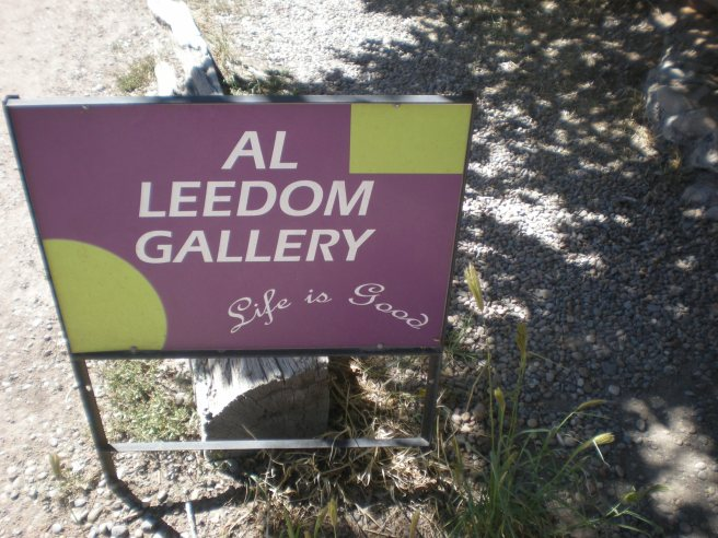 Madrid, NM: A Ghost Town Reborn - Al Leedom Gallery