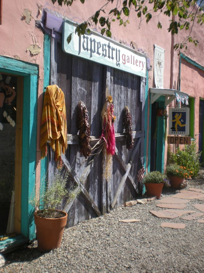 Madrid, NM: A Ghost Town Reborn - Tapestry Gallery