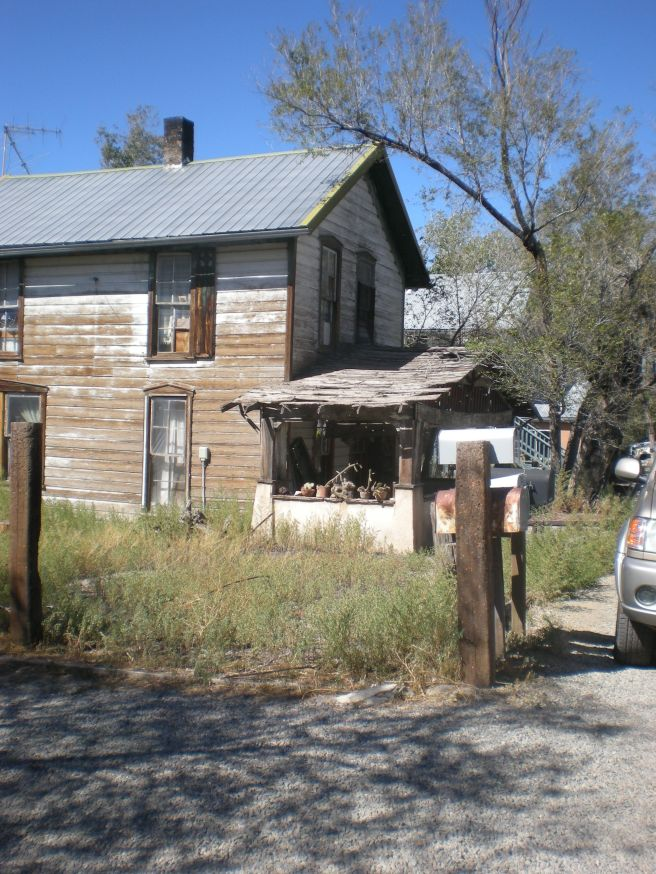 Madrid, NM: A Ghost Town Reborn - Madrid Home