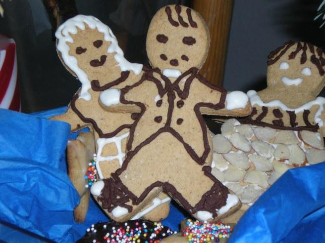 Gingerbread Memories - Gluten Free Gingerbread