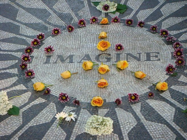 Happy New Year - Strawberry Fields