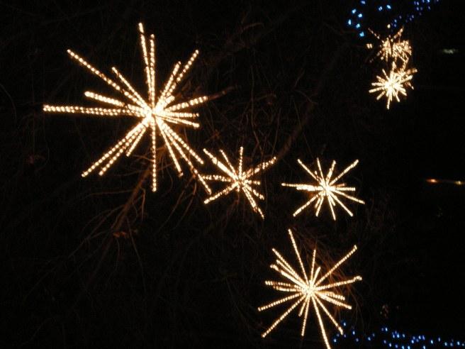 Happy New Year - Stars