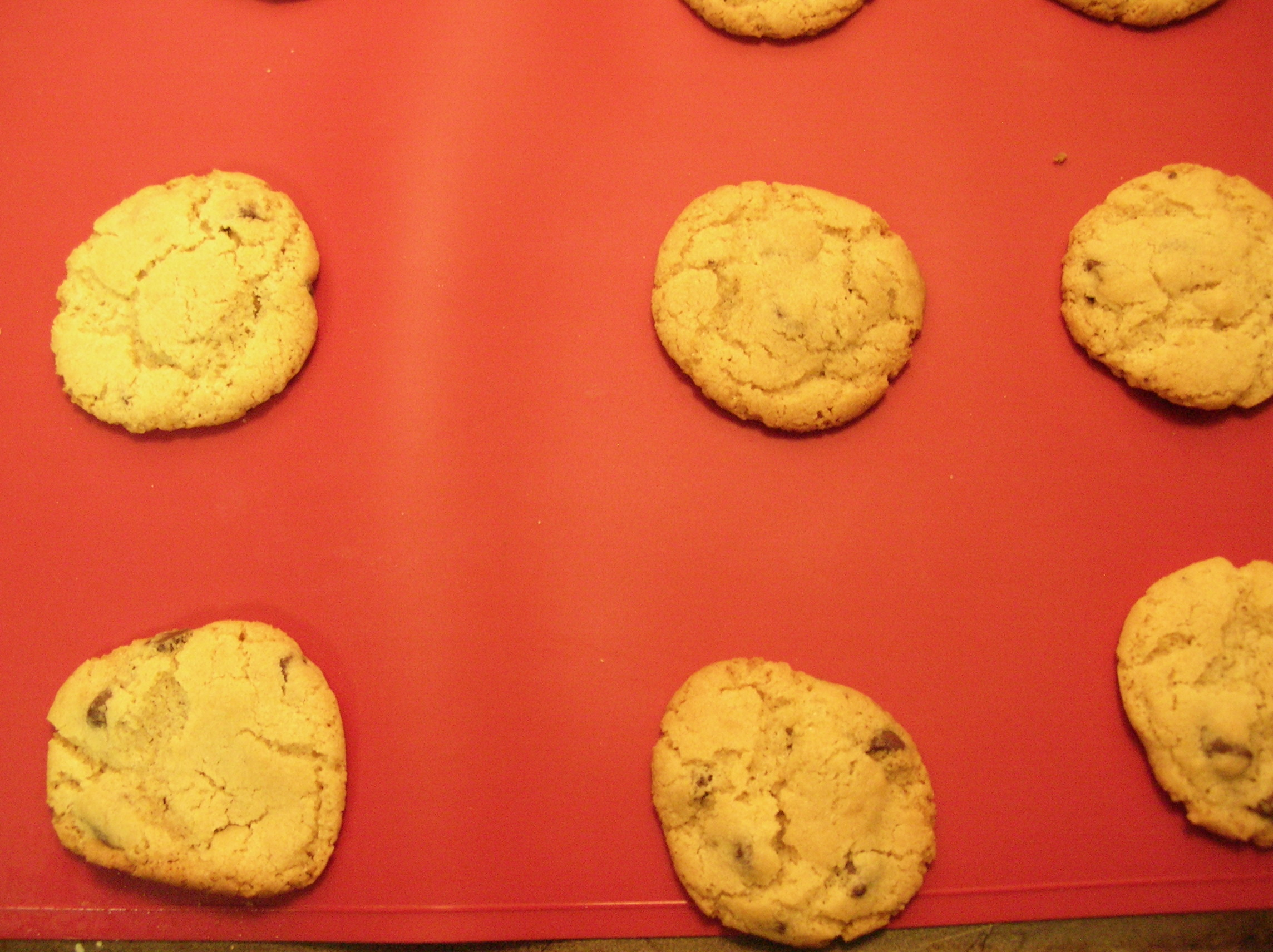 Betty Crocker Gluten Free Chocolate Chip Cookie Mix Product Review ...
