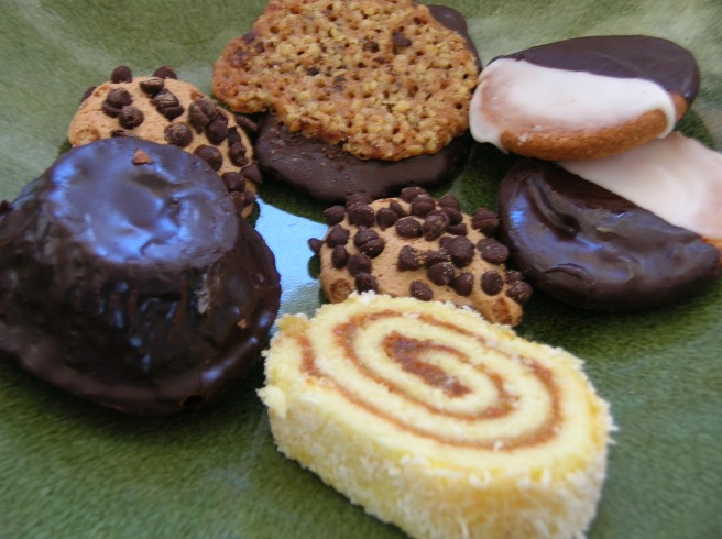 Shabtai Bakery Product Review - Sampler Plate