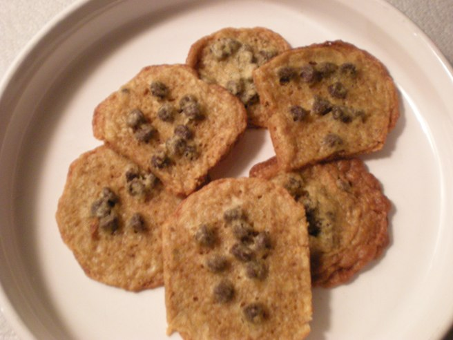 Betty Crocker Gluten Free Chocolate Chip Cookie Mix Product Review