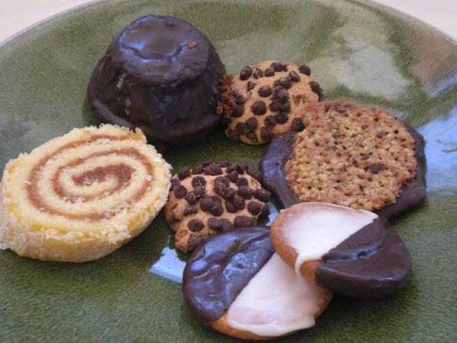 Shabtai Bakery Product Review - Shabtai Sampler Plate