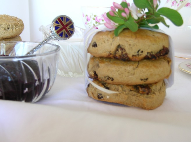 British Scones - Raisin