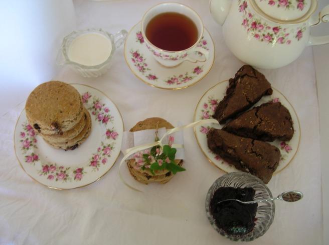 British Scones - English Tea
