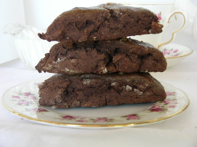British Scones - Chocolate