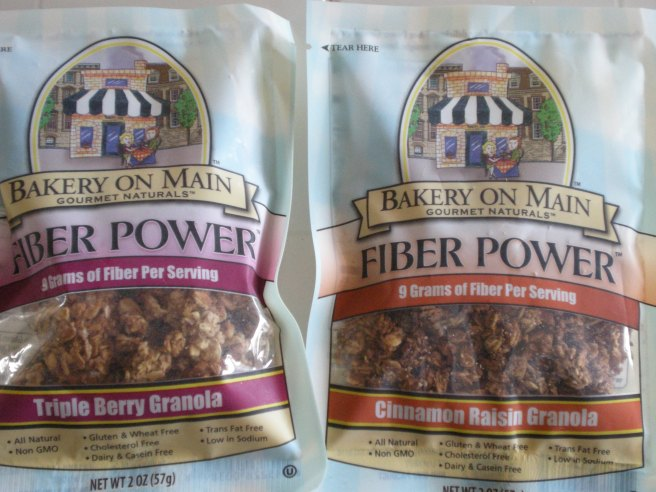 Bakery on Main Product Review - Fiber Power Granola