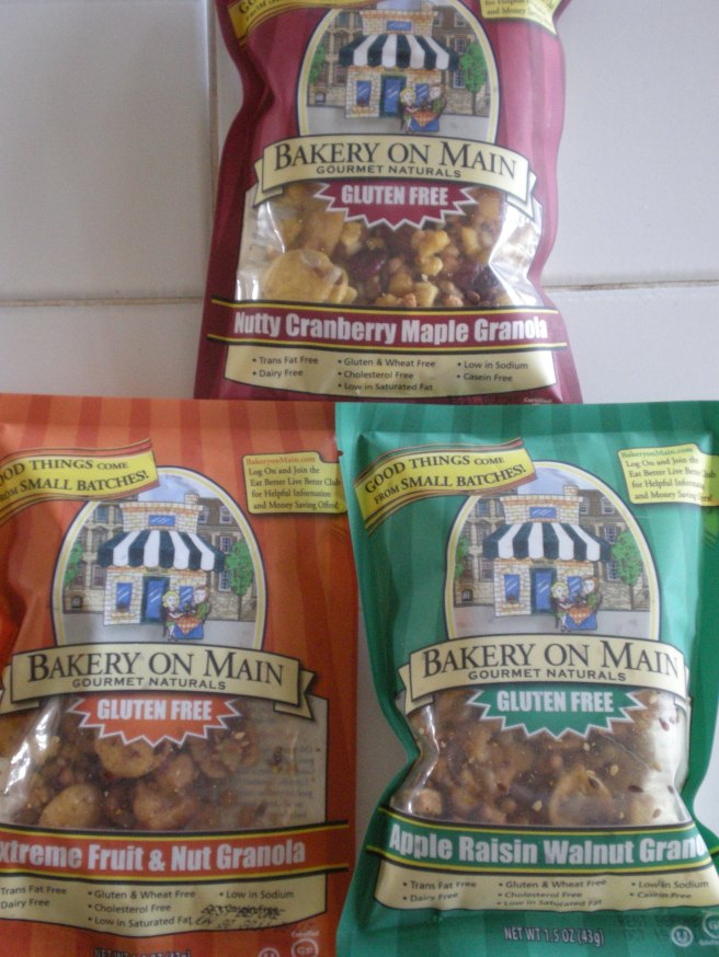 Bakery on Main Product Review - Gluten Free Granola