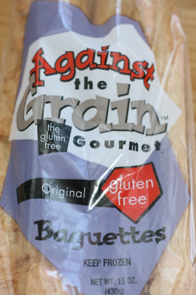 Review of Against the Grain Baguettes