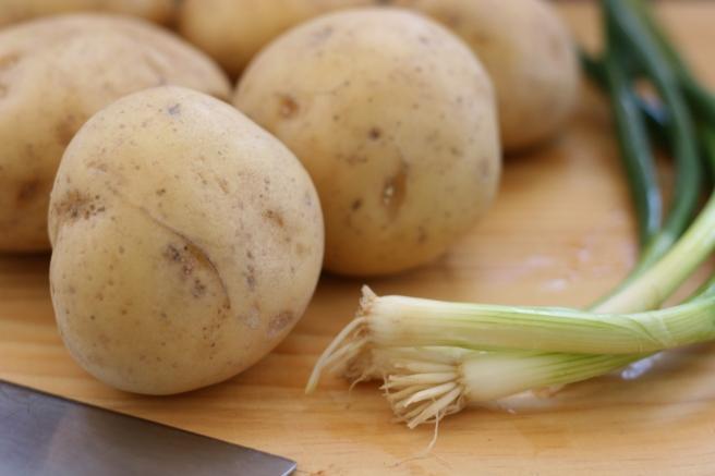 Champ - Potatoes and Scallions