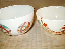 Japanese Tea Ceremony - Tea Bowls