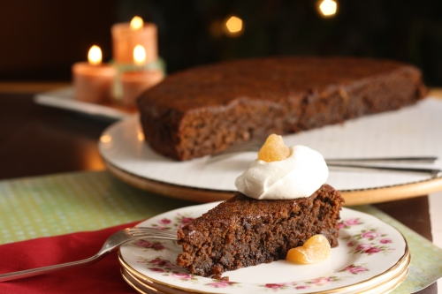 Gingerbread Cake, copyright 2012, gfcelebration.com All rights reserved