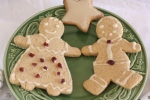 Gluten Free Gingerbread, copyright 2012, gfcelebration.com, All rights reserved