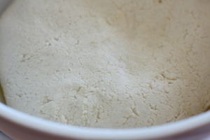 Gluten Free Pizza Dough, copyright 2012, gfcelebration.com, All rights reserved