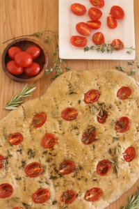 Focaccia, copyright 2013, gfcelebration.com, All rights reserved