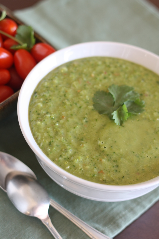 Energy Soup - A delicious raw soup