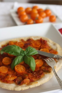 Eastern Mediterranean Pizza, copyright 2013, gfcelebration.com, All rights reserved